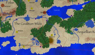 Coalition Wilds (New Coasts)