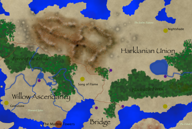 Harklanian Union (New Coasts)