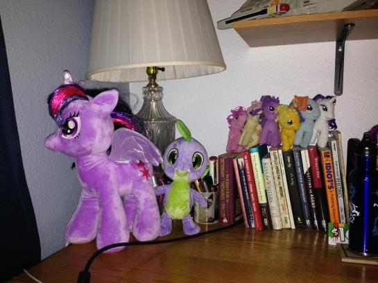 Twilight Sparkle: Eternal Guardian of the Written Word