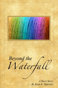 Beyond the Waterfall Cover 3d