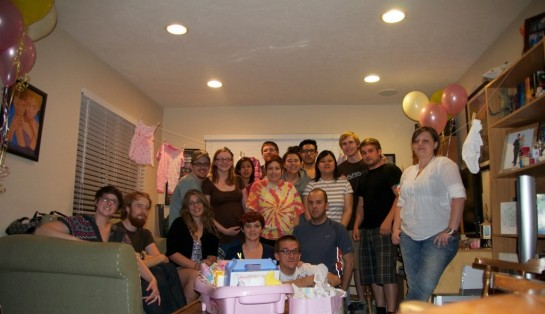 Baby Shower for Caitlyn
